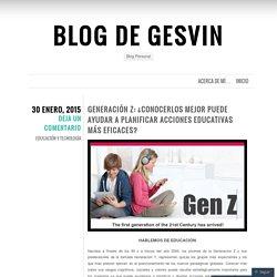 Generación Z: ¿Conocerlos mejor puede ayudar a planificar acciones educativas más eficaces?