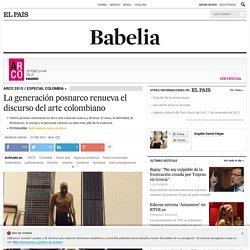 ARCO 2015: La generación posnarco renueva el discurso del arte colombiano