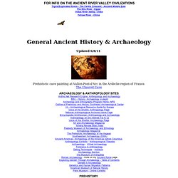 General Ancient History