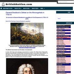 General Braddock's Defeat on the Monongahela Part 3