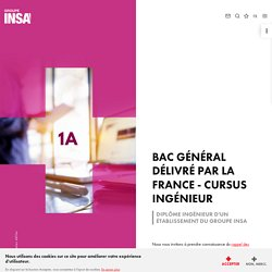 Groupe INSA , comment candidater?