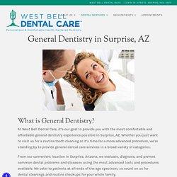 Find the best General Dentistry in Surprise AZ