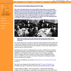 General Education Research Group