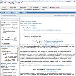 Code général des impôts, annexe 4, CGIAN4.