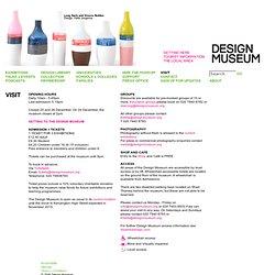 General Information - Design Museum