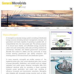 General Microgrids