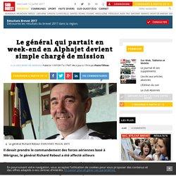Le général qui partait en week-end en Alphajet devient simple chargé de mission - Sud Ouest.fr