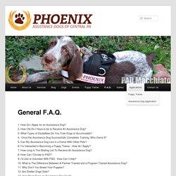 Phoenix Assistance Dogs