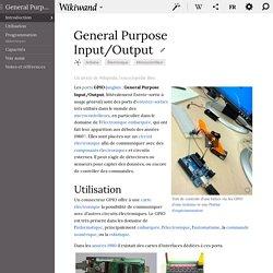 General Purpose Input/Output