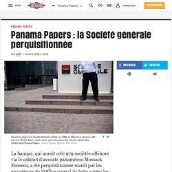 Panama Papers : la Société Générale a créé 1000 sociétés offshore