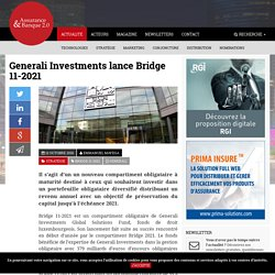 Generali Investments lance Bridge 11-2021