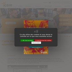 Cycle ingénieur généraliste parcours apprentissage - Groupe Icam