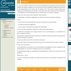 Généralités-Introduction