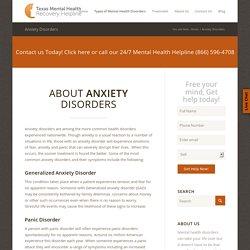 Post-Traumatic Stress Disorder Treatment Texas