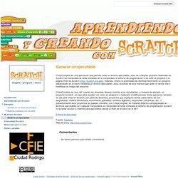 Generar un ejecutable - Curso Scratch