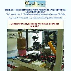 Générateur Moller par JLN