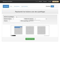 Générateur de fractions