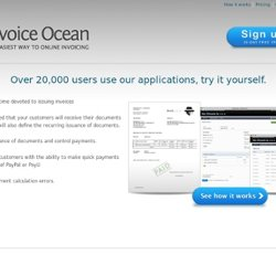 Online Invoices – invoicing software, invoice generating, online invoicing - InvoiceOcean