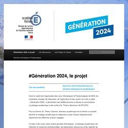 Génération 2024 en Vienne