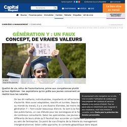 Génération Y : un faux concept, de vraies valeurs - 1