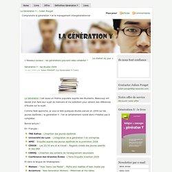 Génération Y : les études 2009