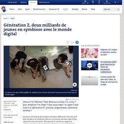 Génération Z, deux milliards de jeunes en symbiose avec le monde digital