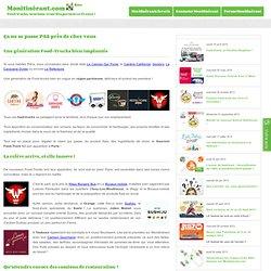 La génération Food-trucks en France, de nouveaux concepts à découvrir sur monitinerant.com