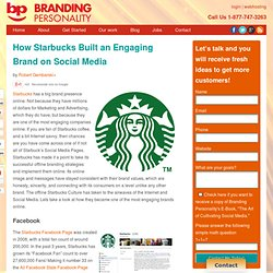 How Starbucks Built an Engaging Brand on Social Media
