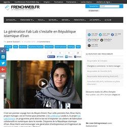 La génération Fab Lab s'installe en République islamique d'Iran