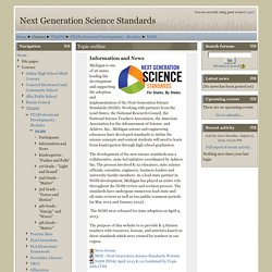 Course: Next Generation Science Standards
