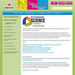 Next Generation Science Standards › The Einstein Project
