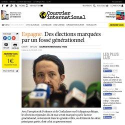 Espagne. Des élections marquées par un fossé générationnel