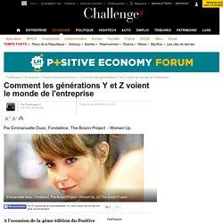 Comment les générations Y et Z voient le monde de l'entreprise