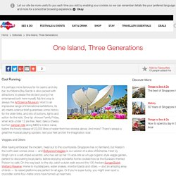 One Island, Three Generations - YourSingapore AU