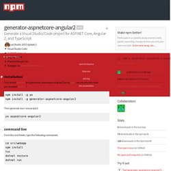 generator-aspnetcore-angular2