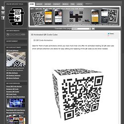 QR4 - QRCode | QR Code generators, information, tools, services and utilities