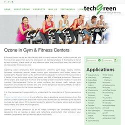 Gym Odor Free -Techgreensolution