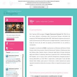 Generazioni Connesse - Safer Internet Centre Italia - Il Progetto