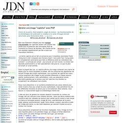 """Générer une image """"captcha"""" avec PHP - JDN Développeurs"""