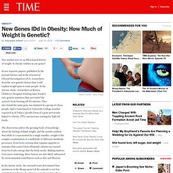 New Genes IDd in Obesity: How Much of Weight is Genetic?