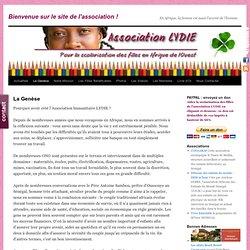 Bienvenue sur le site de l'association !