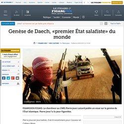 Genèse de Daech, «premier État salafiste» du monde