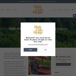 The Genesis of The High Falls Hemp Journey - High Falls Hemp