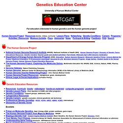 Genética Centro de Educação