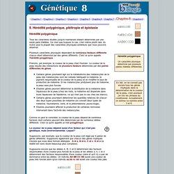 Genétique-8