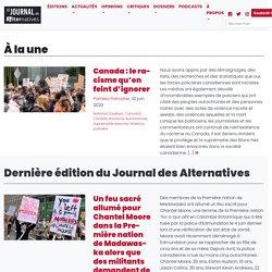 JOURNAL DES ALTERNATIVES 01/10/11 Paraguay : le soja génétiquement modifié sème la colère chez les Guaranis
