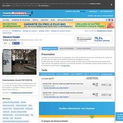 Geneva Hostel, Genève, Suisse: Réservez En Ligne!