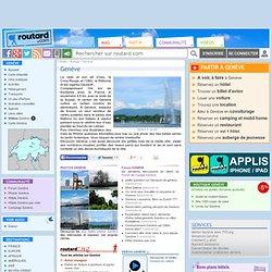 Guide de voyage Genève