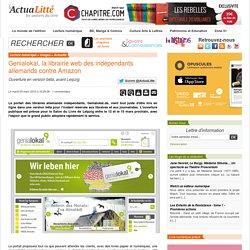 Genialokal, la librairie web des indépendants allemands contre Amazon
