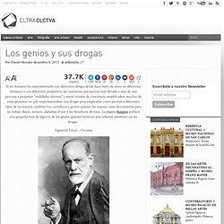 Los genios y sus drogas